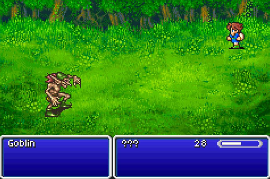 Turn-Based RPGs