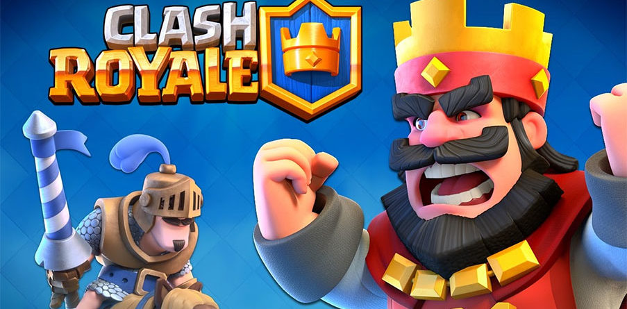 Best Clash Royale Deck: Fast Cycle and Control Hog Deck for Arena 6+