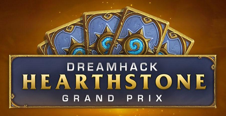 Magic The Gathering vs Hearthstone - Dreamhack Hearthstone Grand Prix