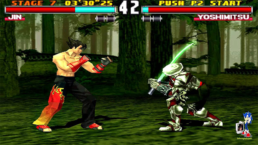 tekken 3 game free download for pc exe