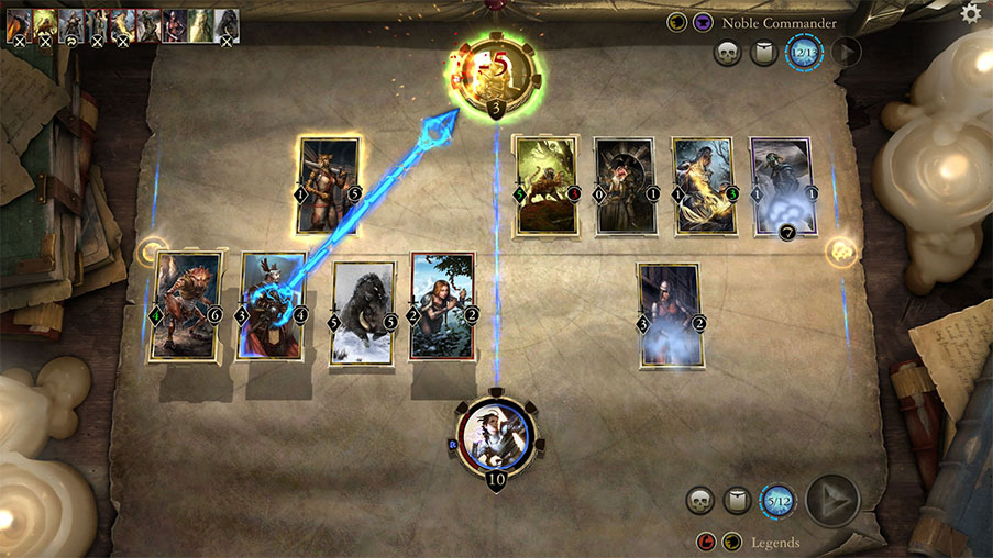 Gwent, Elder Scrolls Legends & Shadowverse: Challengers to Hearthstone