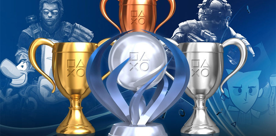 Video Game Trophies and Achievements